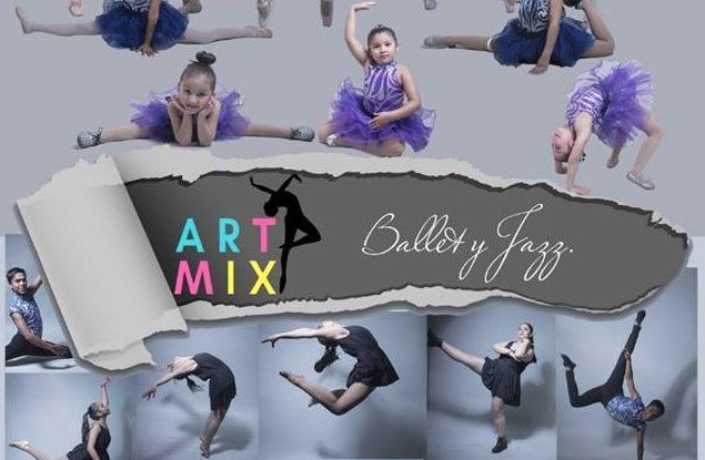 Artmix te invita a disfrutar de Ballet y Jazz en el teatro Morelos