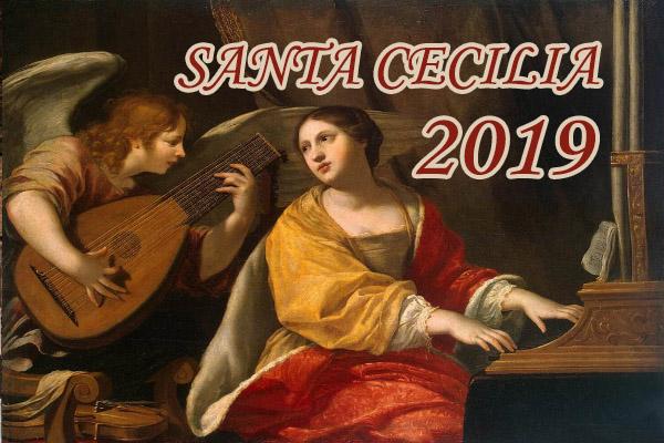22 de noviembre, festival en honor a Santa Cecilia 2019 en Maravatío
