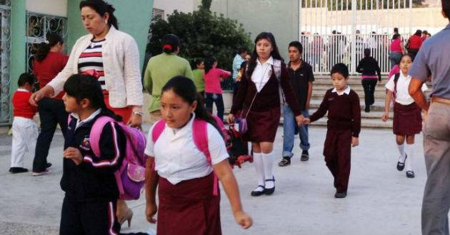 Se acaban las vacaciones, 25 millones de alumnos regresarán a clases