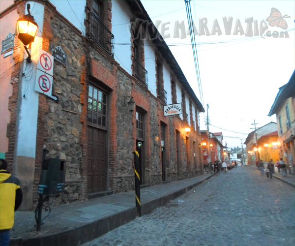 Ruta de Pueblos Mineros recorre Michoacán y Estado de México