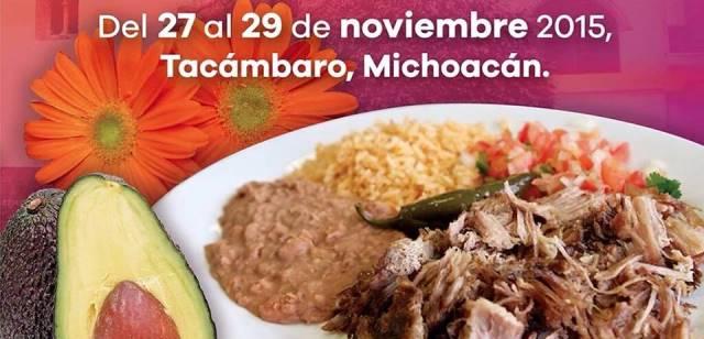 Inicia Feria de las Carnitas en Tacámbaro