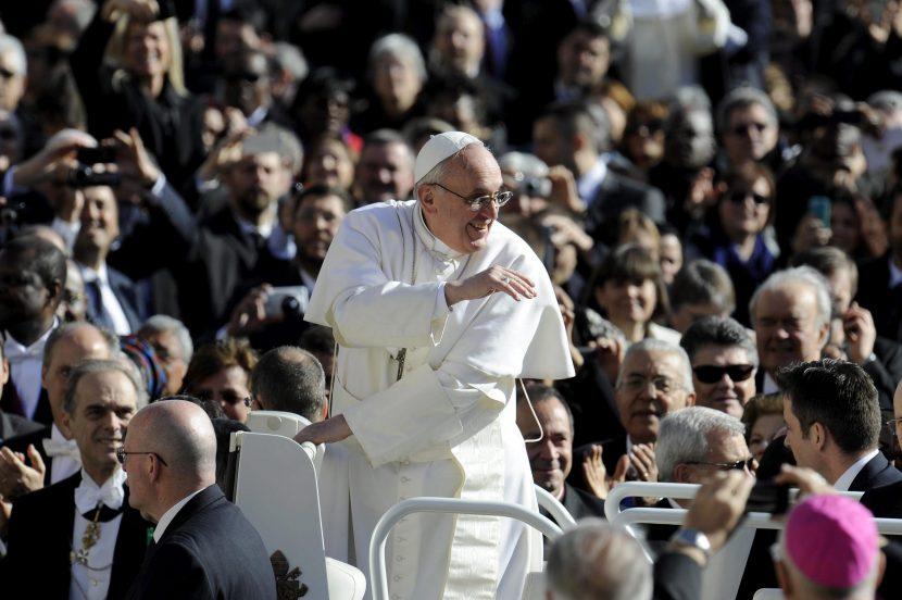 Papa Francisco estará el 16 de febrero en Morelia: Cardenal Suárez Inda