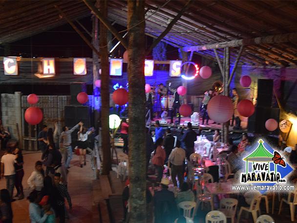 Gran festejo por el 9 aniversario de Chopas La cabaña