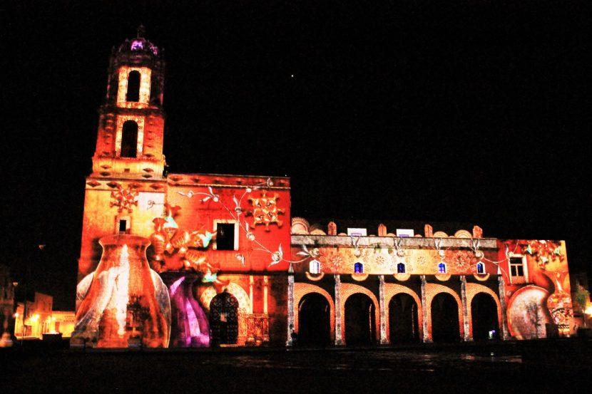 Primer Festival Internacional de Mapping en Morelia