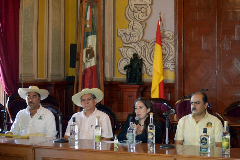 Cierra con  éxito el II Encuentro Nacional del Mezcal 2015