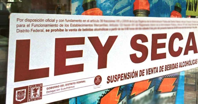En Ciudad Hidalgo, habrá ley seca por elecciones
