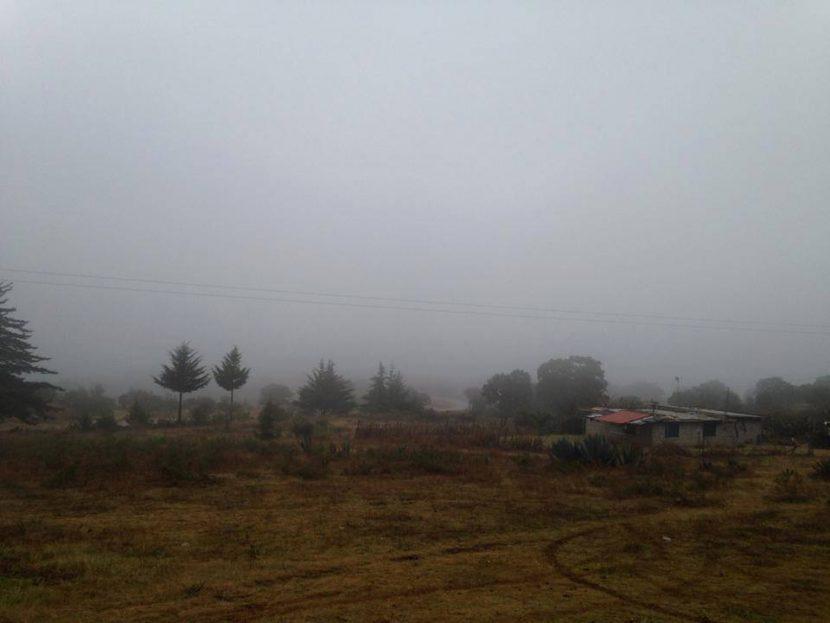 Se mantendrán bajas temperaturas para este fin de semana en Michoacán