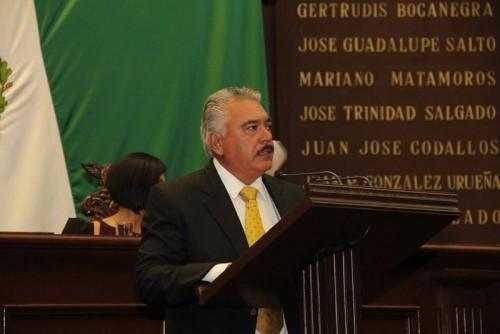 Combate a la pobreza en el campo michoacano prioridad del PRD, Jaime Hinojosa