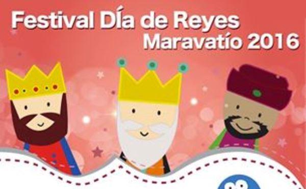 "Se realizará ""Festival de día de Reyes"" en Maravatío"