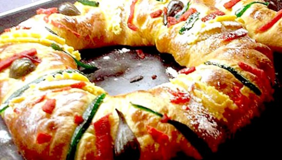 Rosca de Reyes, una deliciosa tradición