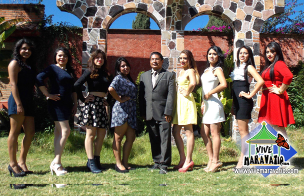 """8 hermosas señoritas buscan llevarse el título de """"Reina del Carnaval San Miguel Curahuango 2016"""""""