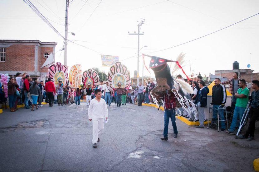 Inicia Carnaval de San Miguel Curahuango 2016