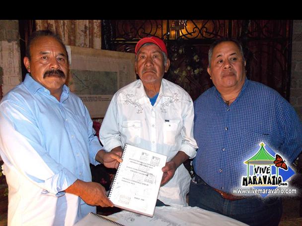 San Miguel Curahuango y su intento por elevarlo a Municipio de Michoacán