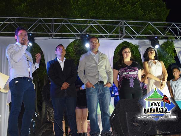 Ángel Hernández, Huberto y Valeria; los primeros eliminados de Yo canto 3