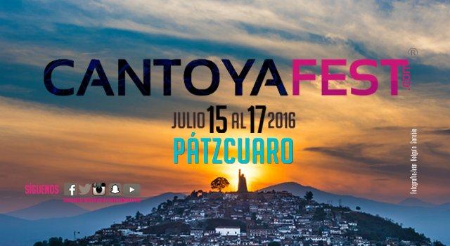 Listo el Festival de Globos de Cantoya en Pátzcuaro