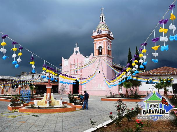 Jeráhuaro (municipio de Zinapécuaro)