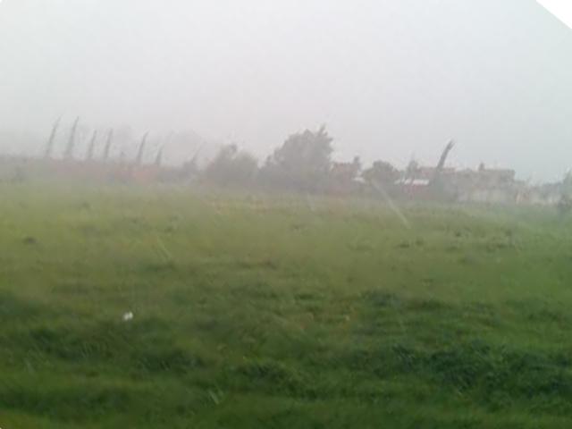 Pronostican lluvias fuertes para las próximas horas en Michoacán