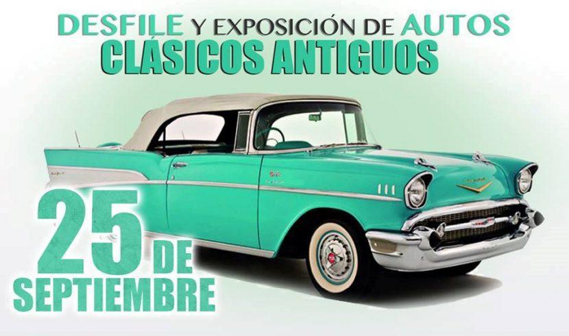 Exhibición y desfile de autos clásicos, charros y escaramuzas en Maravatío