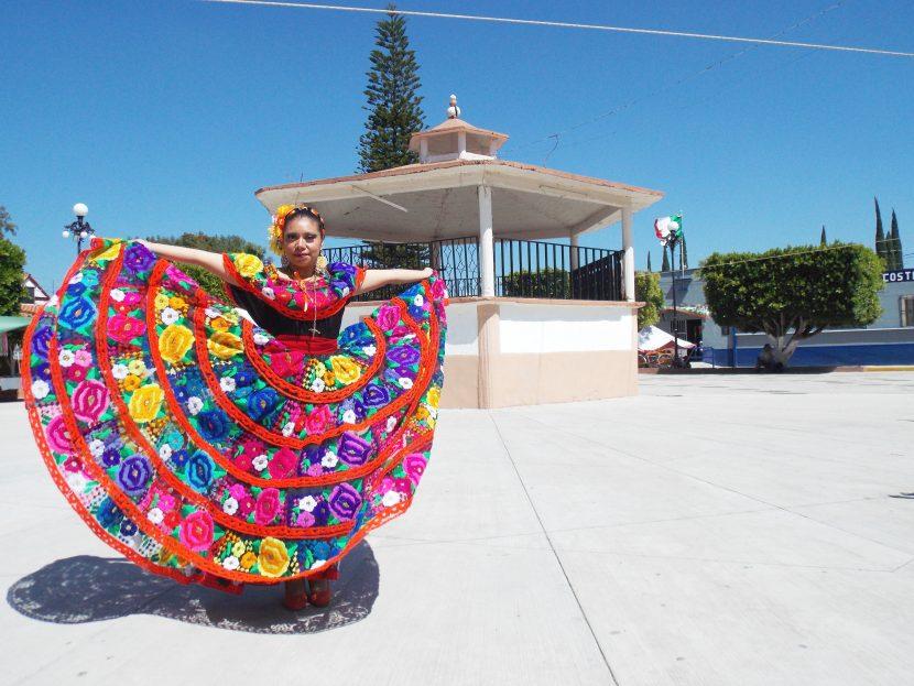 Tenencia de San Miguel Curahuango (Liz Esquivel)