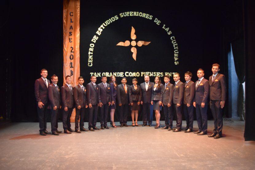 Celebra Universidad de las Culturas graduación y titulación de egresados de la Licenciatura en Cultura Física y Deporte.