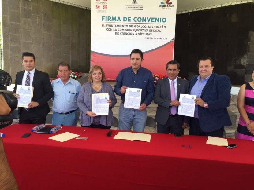 Ayuntamiento de Hidalgo instalará 180 Comités de Vigilancia Vecinal para dar cumplimiento a la Alerta de Género