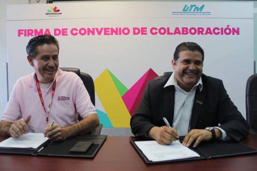 La UTM estrecha vínculos con el sector productivo