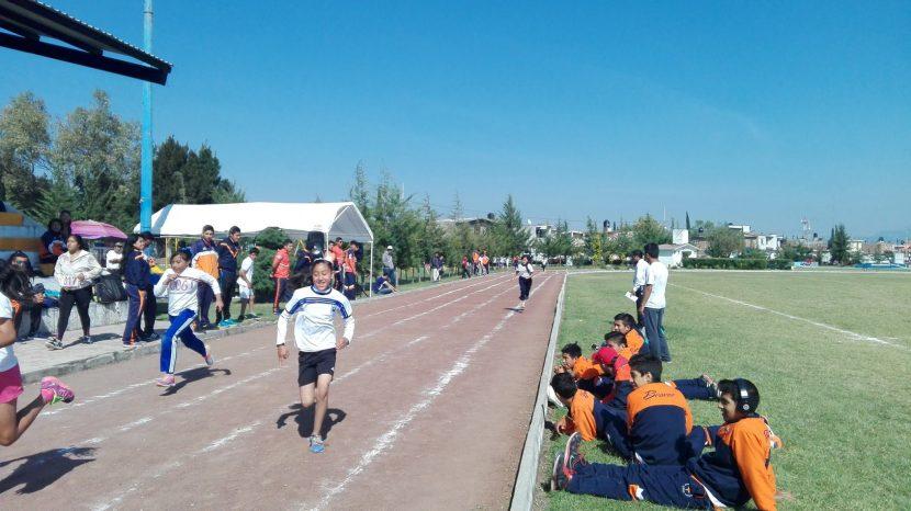 Se realiza 2º Festival de Atletismo Infantil y Juvenil Bravos 2016 en Maravatío