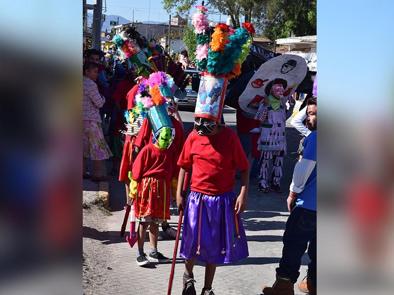 Todo listo para el Carnaval de San Miguel Curahuango 2019