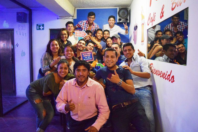 """Celebran alumnos de la Universidad de las Culturas el """"Día del Estudiante"""""""