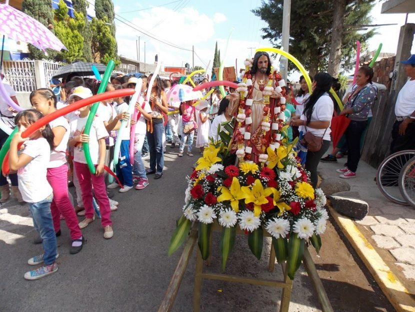 Festividad en honor al SAGRADO CORAZÓN DE JESÚS en la Parroquia de San Miguel Arcángel