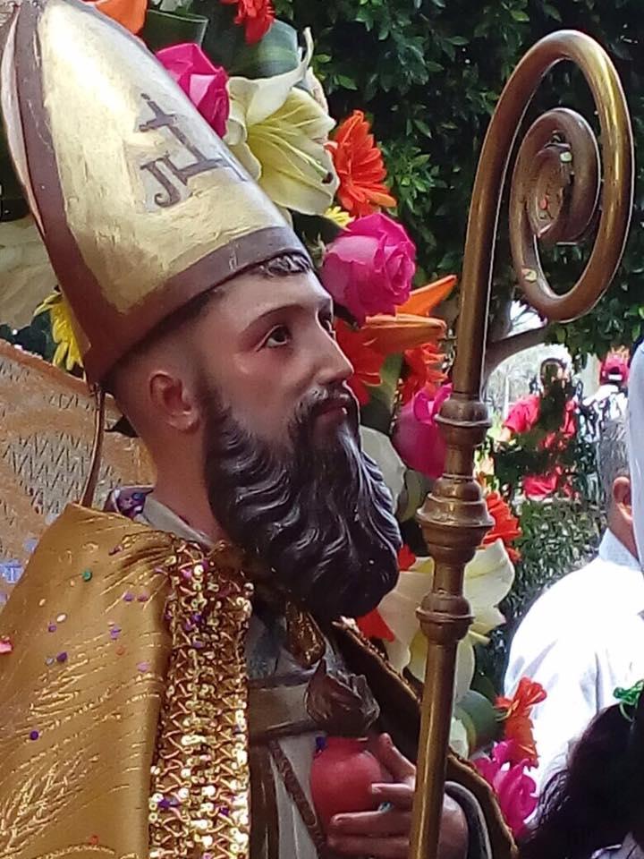 Rostro  San Agustín