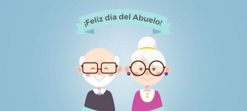 Cada 28 de agosto, se festeja a los abuelos