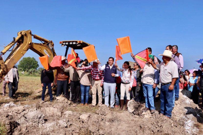 Fortalecen infraestructura del Telebachillerato en Contepec