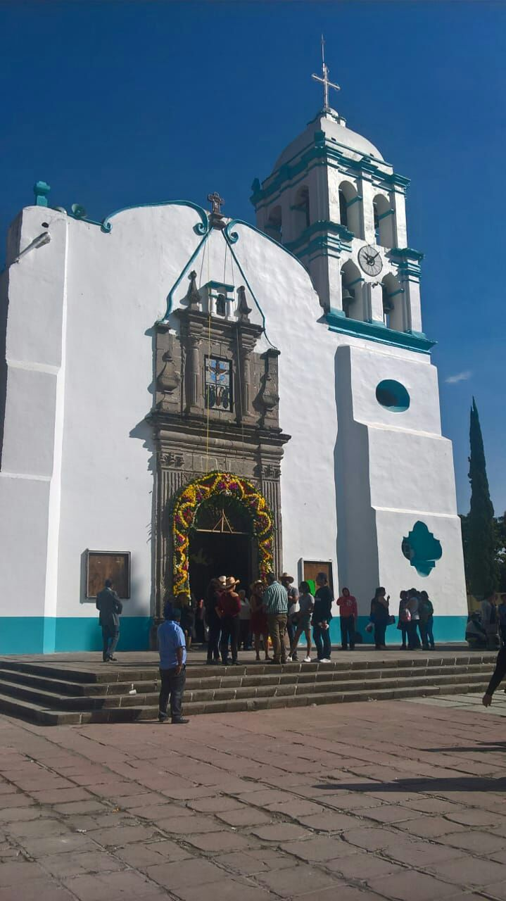 Fiesta patronal Tziritzícuaro 2018