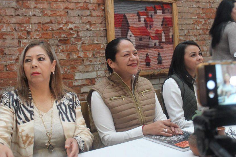 Jeovana Alcántar anuncia su precandidatura a la Diputación Federal por el Distrito 06 de Hidalgo