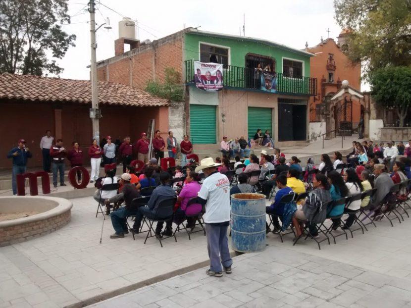Se impulsarán proyectos para consolidar un mercado artesanal en Uripitio: Francisco Carrillo Medina