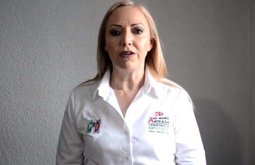 VIDEO: Ana María Arteaga denuncia amenazas e intimidaciones