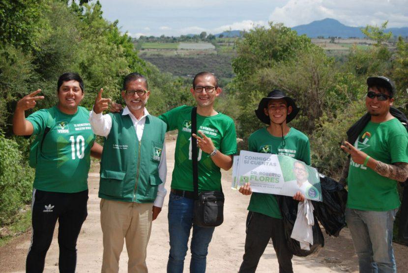 Regidores tendrán a su cargo una región del municipio, propone Roberto Flores