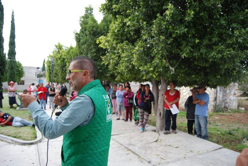 Urge que Maravatío pueda atender tratamientos de cáncer y hemodiálisis: Roberto Flores