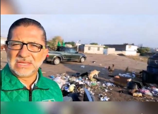 Urgente atender los servicios públicos y realmente dar un buen servicio: Roberto Flores