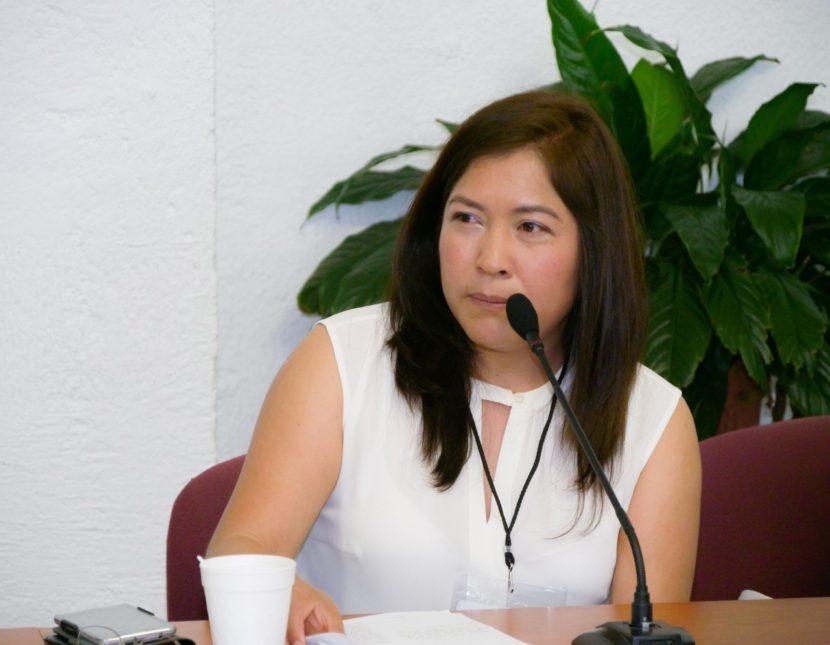Laura Granados sería sancionada por no asistir a la votación del paquete económico 2020