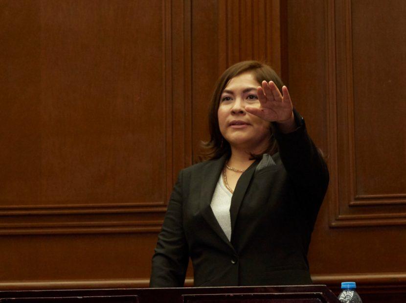 Toma protesta Laura Granados como Diputada Local por el Distrito 03 de Maravatío