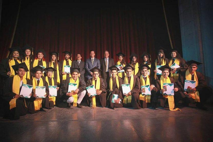 UTOM celebra su Primera Ceremonia de Graduación de TSU