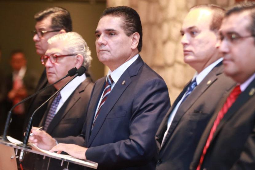 """Interpondrá Gobierno del Estado controversia constitucional por """"superdelegados"""""""