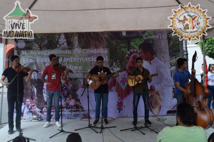 Michoacán lleva hasta Córdoba una espectacular muestra musical