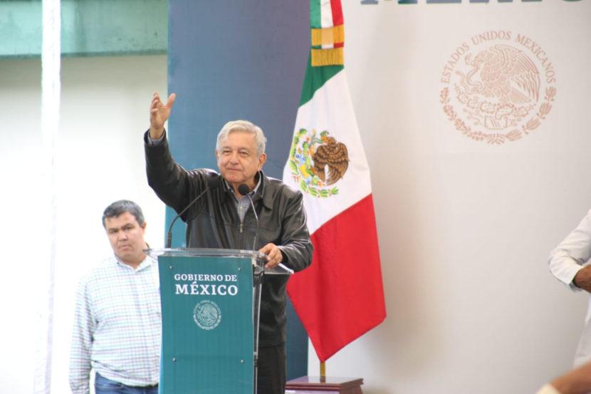 AMLO visitará municipio del oriente de Michoacán