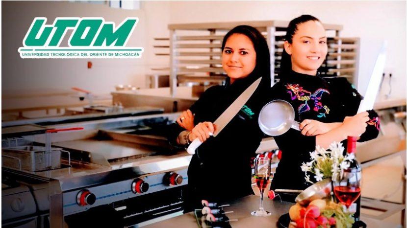 UTOM oferta cursos de gastronomía abiertos al público
