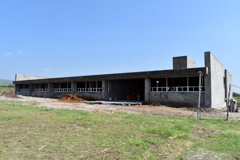 Segundo edificio de la UTOM, al 80%: IIFEEM
