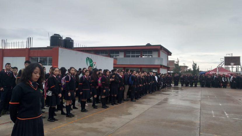CECyTEM Maravatío inicia ciclo escolar con un promedio de 450 alumnos