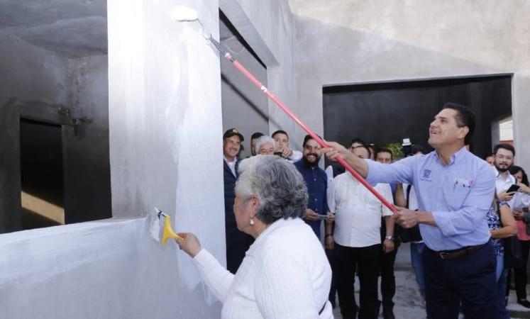 Arranca segunda etapa de la Estancia Diurna del Adulto Mayor en Tuxpan